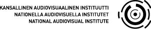 KAVI | Kansallinen audiovisuaalinen instituutti