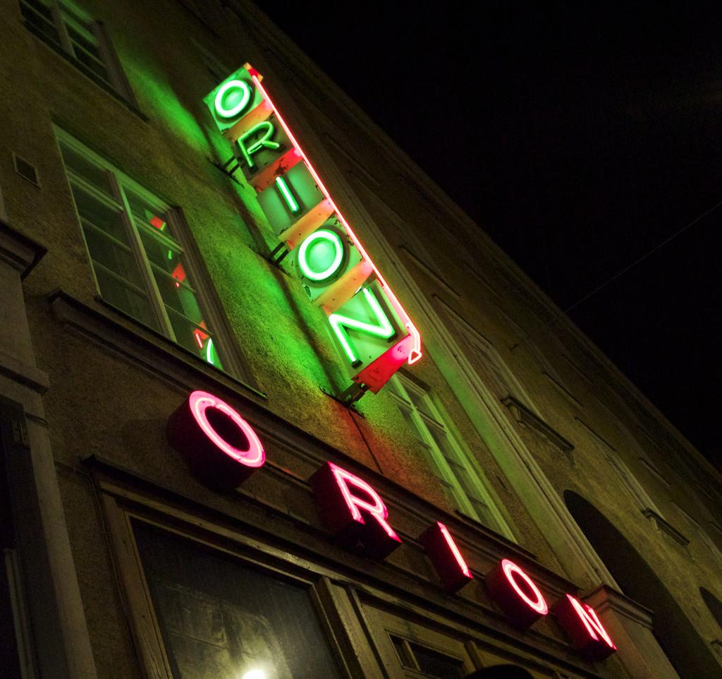 Elokuvateatteri Orion. Kuva: Nauska