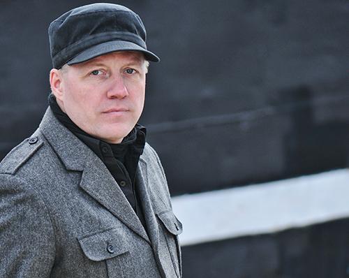Janne Laiho. Kuva: Juha Mikkonen