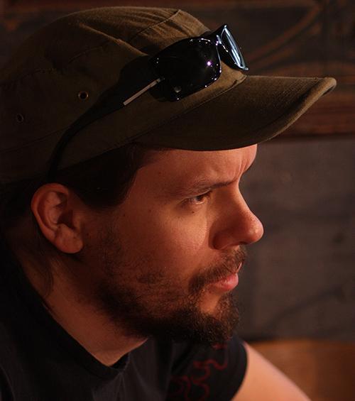 Juha Kiviharju. Kuva: Charlotta Rintala