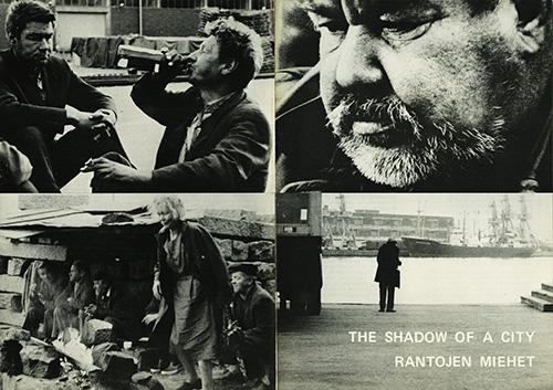 Rantojen miehet (1971). Ohjaus: Hannu Peltomaa. Kuvat: Erkki Peltomaa. © Erkki ja Hannu Peltomaa