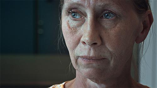 Taiteilijan työ (2013). Ohjaus: Janne Laiho. Kuvassa: Kati Outinen. Kuva: Sakari Rinta-Valkama. © Artlab Productions Oy