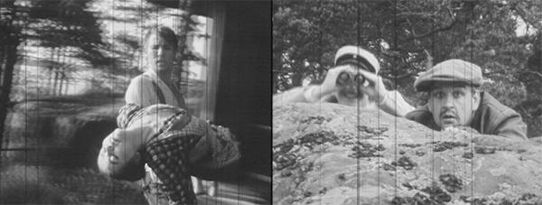Vilja tuleentuu (1984). Ohjaus: Janne Kuusi. Vasemmanpuoleisessa kuvassa: Riitta Havukainen ja Martti Suosalo. Oikeanpuoleisessa kuvassa: Timo Eränkö ja Mikko Kivinen. Kuvat: Janne Kuusi. © YLE